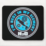 H2O_DIVER MOUSE PAD