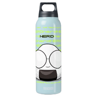 H2O for everyone! Insulated Water Bottle