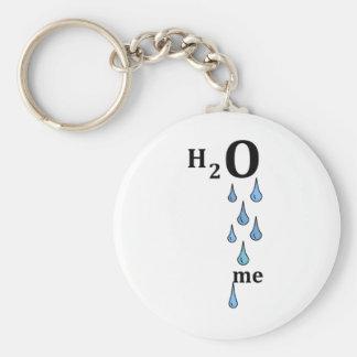 H2O me Keychain