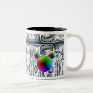 H2O Molecule Mug