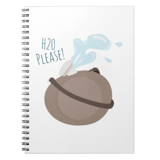 H2O Please! Notebook