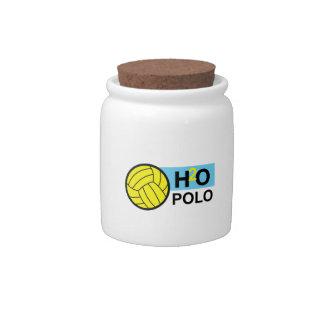 H2O POLO CANDY DISH