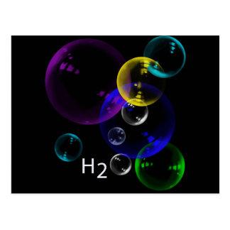 H2O POSTCARD