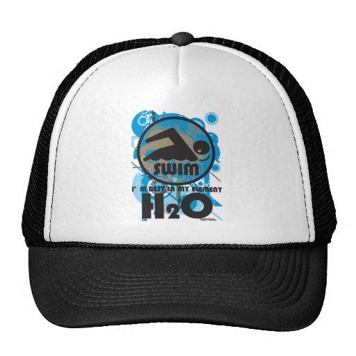 H2O_SWIMMER HATS