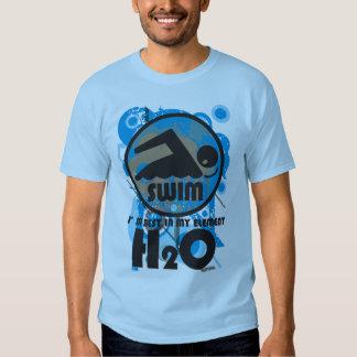H2O_SWIMMER SHIRT