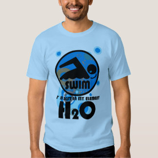 H2O_SWIMMER T-SHIRT