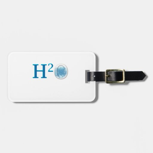 H2O TAGS FOR BAGS