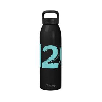 H2O Waterbottle Reusable Water Bottle
