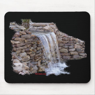 H2Oasis-The Falls Mouse Pad