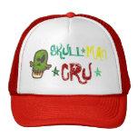 <h4>Rasta.Skull Hats
