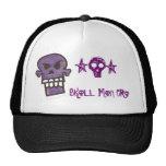 <h4>Skull.Man.Cru Trucker Hat