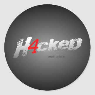H4cked Stickers