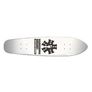H5 Logo Skate Board