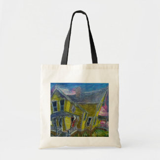 h74 - I WAITED FOR THE LIGHT TO COME Tote Bag