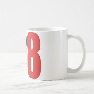 H8TE - Vote No on Prop 8 Classic White Coffee Mug