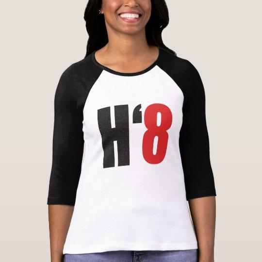 H8TE - Vote No on Prop 8 T-Shirt