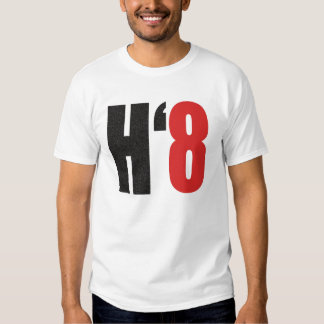 H8TE - Vote No on Prop 8 T Shirt