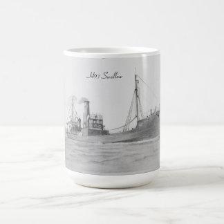 H97 Swallow ex Hull trawler mug
