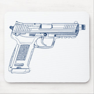 H 45 MOUSE PAD