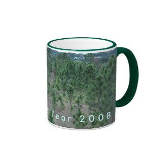 H a p p y   N e w   Y e a ... - Customized Ringer Mug