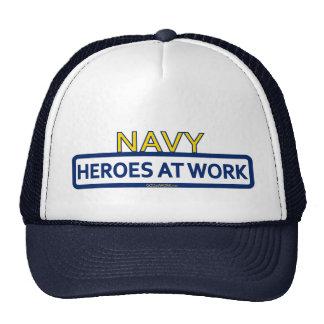 H.A.W.M. Navy - Hat