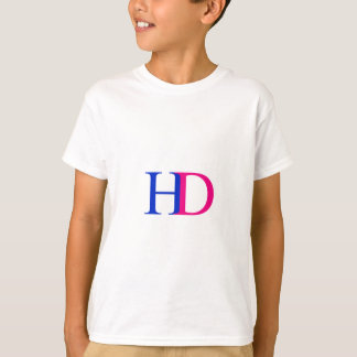 H and D graphic T-Shirt