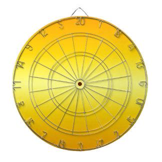 H Bi-Linear Gradient - Orange to Yellow Dartboards