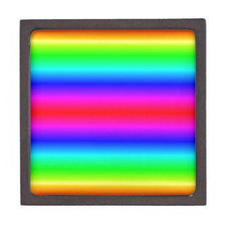 H Bi-Linear Gradient - Rainbow Gift Box