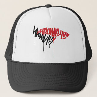 H-Bomb Graffiti Trucker Hat