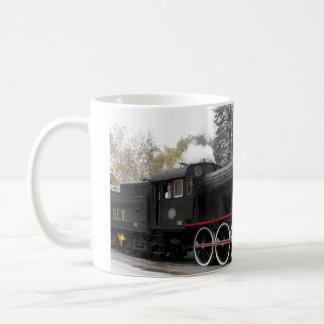 H.C.W. CLASSIC WHITE COFFEE MUG