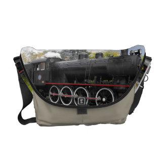 H.C.W. Train Courier Bag