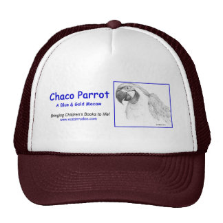 H - Chaco Parrot - Any Size, Style or Color of Trucker Hat