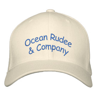 H - Choose Any Size Style or Color of Embroidered Hat