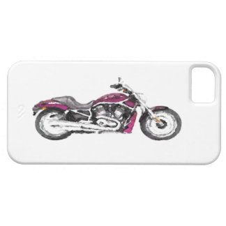 H D WRSCAW V - Rod Hand Painted Art Brush Template iPhone SE/5/5s Case