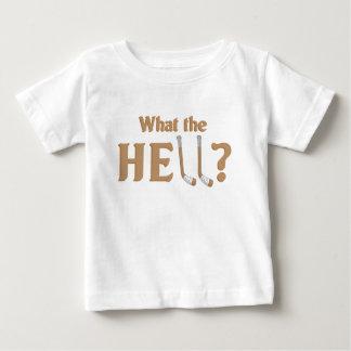 H - E - Double-hockey-sticks Tee Shirt