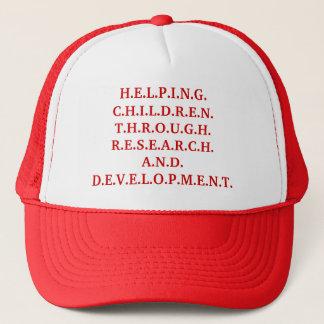 H.E.L.P.I.N.G. C.H.I.L.D.R.E.N. TRUCKER HAT