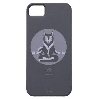 H está para el perro esquimal funda para iPhone SE/5/5s
