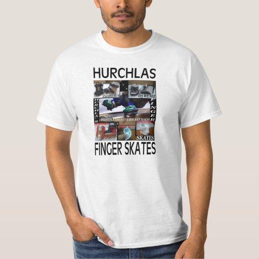 H.F.S. Camiseta del COLLAGE Playeras