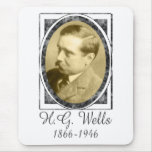 H. G. Wells Mouse Pads