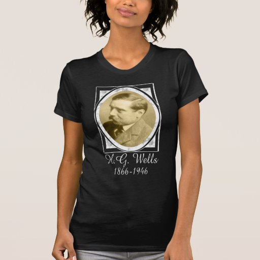 H. G. Wells T-shirts