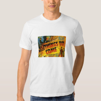 "H. G. Wells' ""Things to Come"" Tee Shirt"