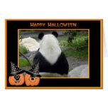 h-giant-panda-023 greeting card