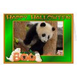 h-giant-panda-029 greeting card
