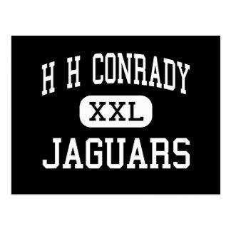 H H Conrady - Jaguars - Junior - Hickory Hills Postcard