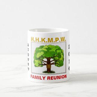 H.H.K.M.W. TAZA DE LA REUNIÓN DE FAMILIA