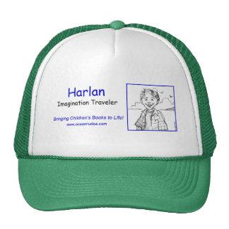 H - Harlan - cualquier tamaño, estilo o color de Gorra