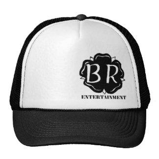 H TRUCKER HAT