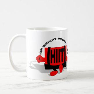 H.I.I.T Skipping Classic White Coffee Mug