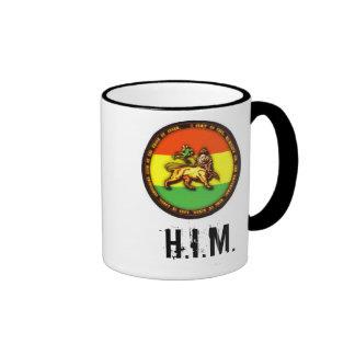 H.I.M. Taza - negro