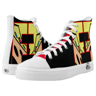 H-iPro Glo Kiks High-Top Sneakers